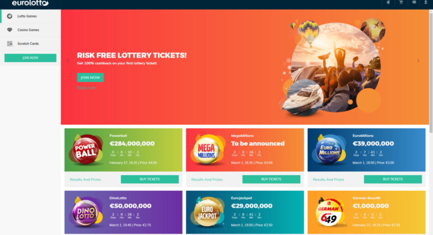 Casino Eurolotto